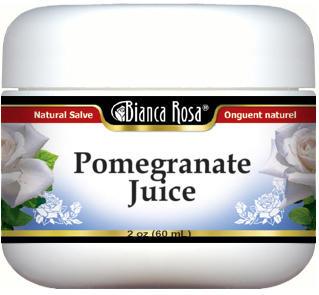 Pomegranate Juice Salve