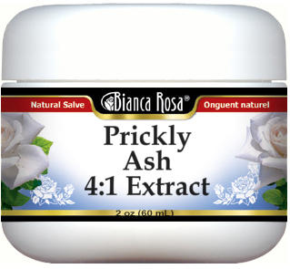 Prickly Ash 4:1 Extract Salve