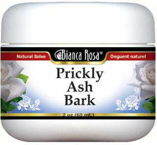 Prickly Ash Bark Salve