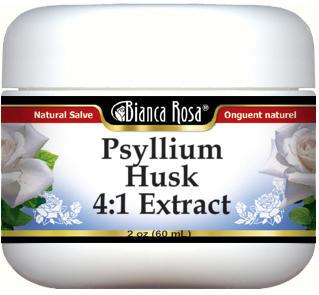 Psyllium Husk 4:1 Extract Salve
