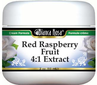 Red Raspberry Fruit 4:1 Extract Cream