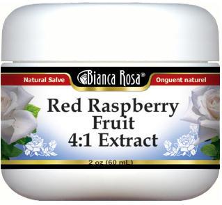 Red Raspberry Fruit 4:1 Extract Salve