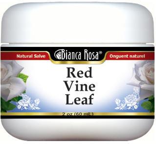 Red Vine Leaf Salve