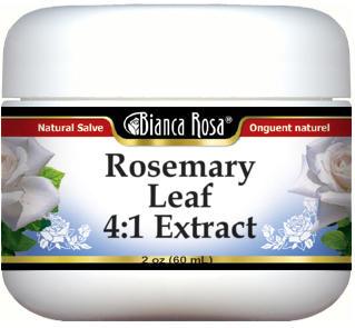 Rosemary Leaf 4:1 Extract Salve