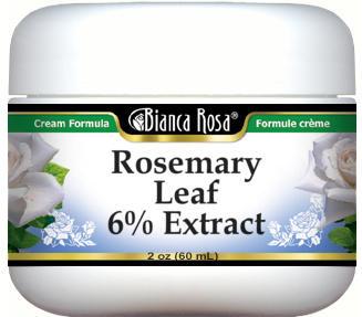 Rosemary Leaf 6% Extract Cream