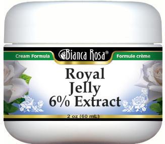 Royal Jelly 6% Extract Cream