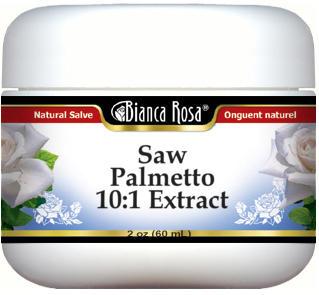 Saw Palmetto 10:1 Extract Salve