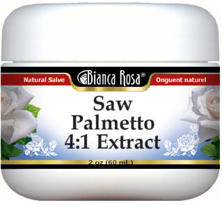 Saw Palmetto 4:1 Extract Salve