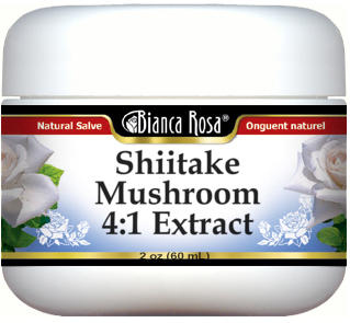 Shiitake Mushroom 4:1 Extract Salve