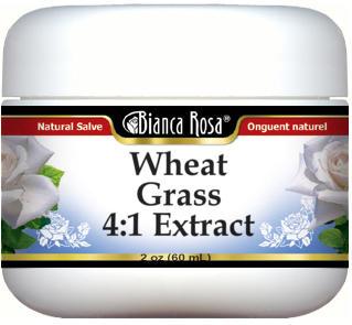 Wheat Grass 4:1 Extract Salve