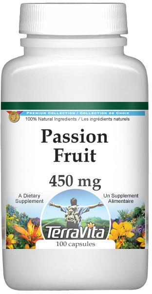 Passion Fruit - 450 mg