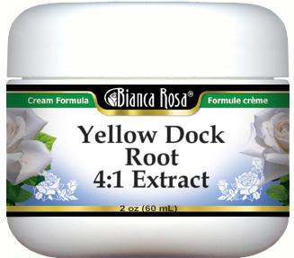 Yellow Dock Root 4:1 Extract Cream