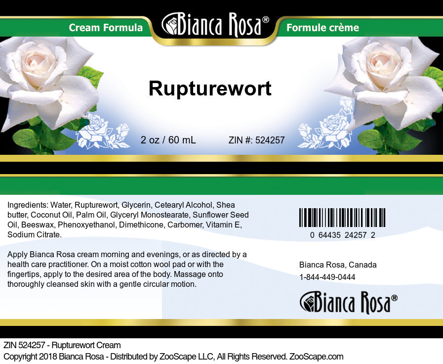 Rupturewort Cream