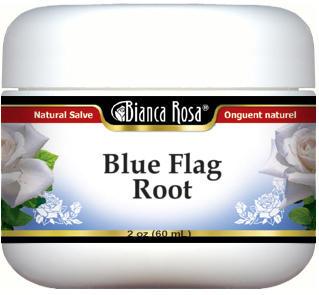 Blue Flag Root Salve