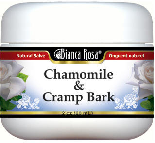 Chamomile & Cramp Bark Salve