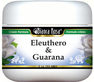 Eleuthero & Guarana Cream