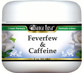 Feverfew & Caffeine Cream