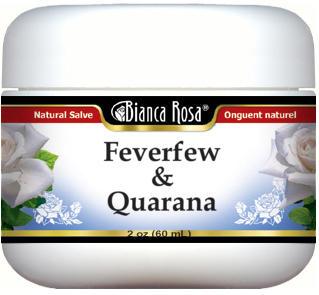 Feverfew & Guarana Salve