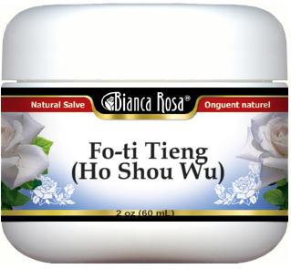Fo-Ti Tieng - Ho Shou Wu Salve