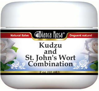 Kudzu and St. John's Wort Combination Salve