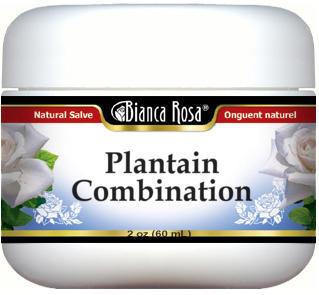 Plantain Combination Salve