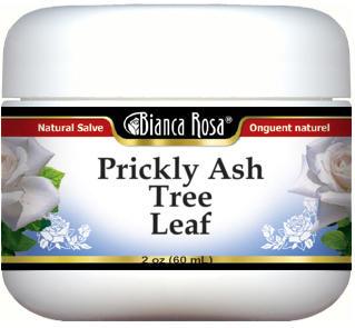 Prickly Ash Tree Leaf Salve