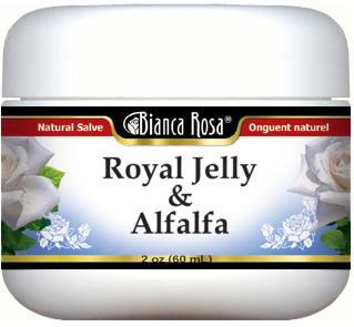 Royal Jelly & Alfalfa Salve