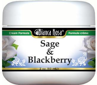 Sage & Blackberry Cream