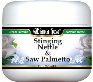 Stinging Nettle & Saw Palmetto Cream