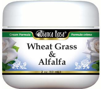 Wheat Grass & Alfalfa Cream