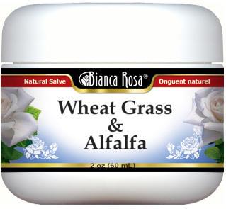 Wheat Grass & Alfalfa Salve