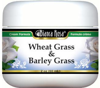 Wheat Grass & Barley Grass Cream