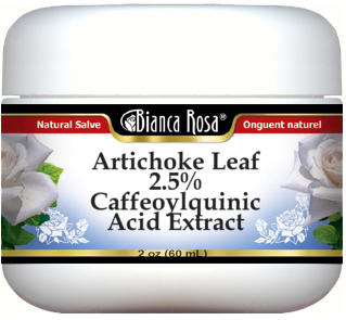 Artichoke Leaf Extract - 2.5% Caffeoylquinic Acid - Salve