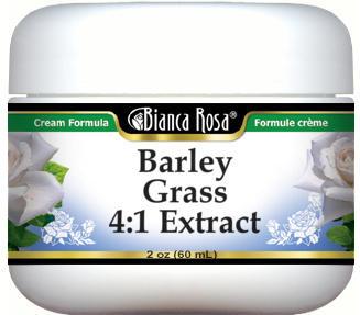Barley Grass 4:1 Extract Cream