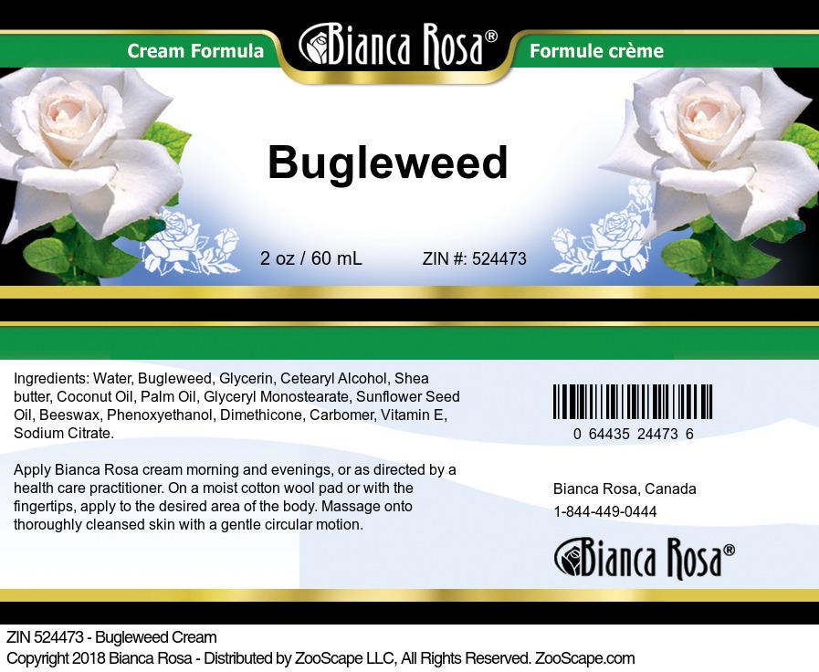 Bugleweed Cream