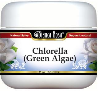 Chlorella (Green Algae) Salve