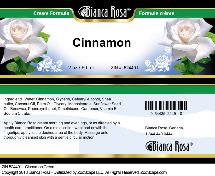Cinnamon Cream