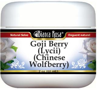 Goji Berry (Lycii, Chinese Wolfberry) Salve