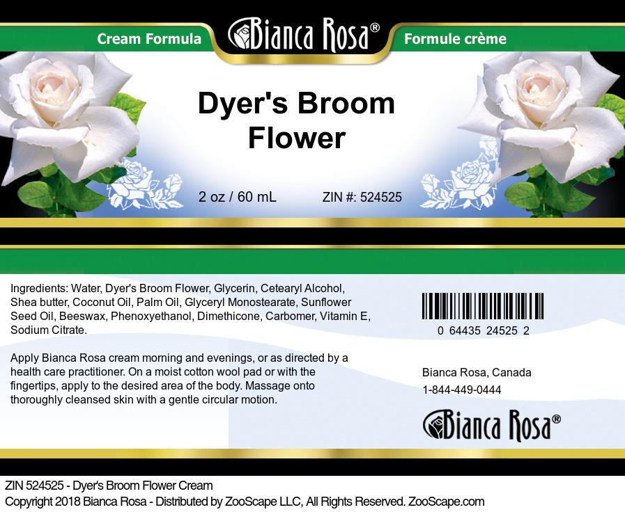 Dyer's Broom Flower