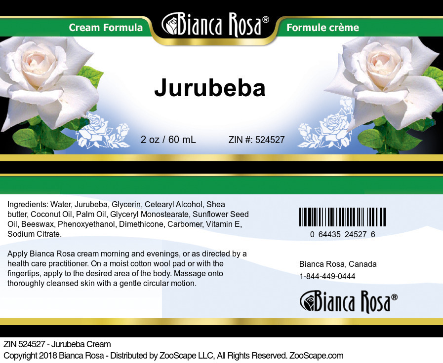 Jurubeba Cream
