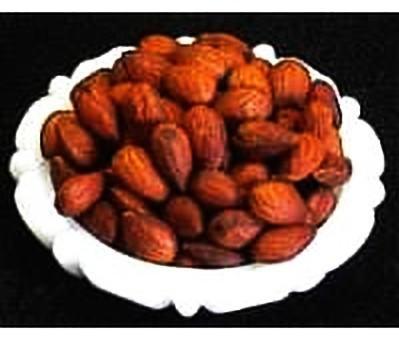 Roasted Almonds, Unsalted (No Added Salt)