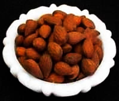 Roasted Almonds, Salted