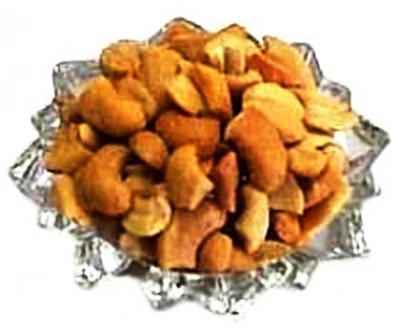 Cashew Pieces, Roasted and Salted