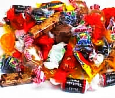 Festival Candy Selection