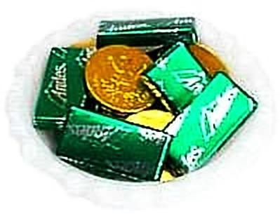 Chocolate Money Selection