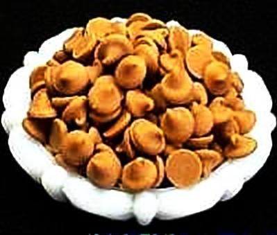 Peanut Butter Chips (Baking Morsel Drops)