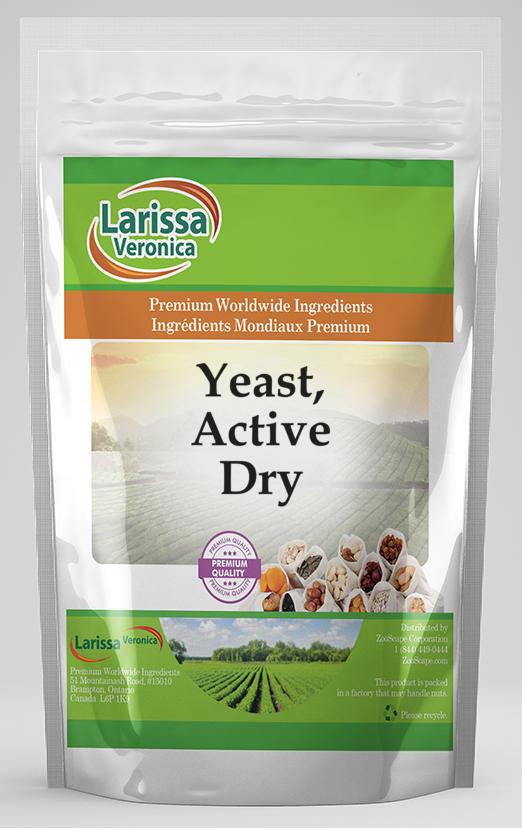 Yeast, Active Dry