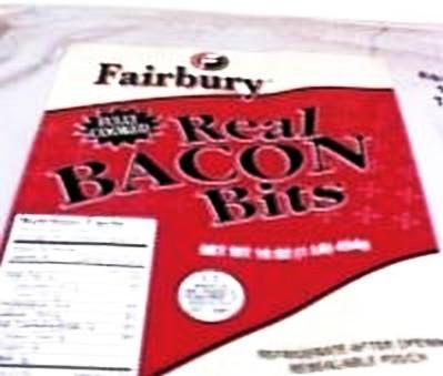 Bacon Bits, Real