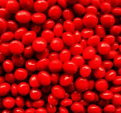 Cinnamon Imperials Red Hots Candies