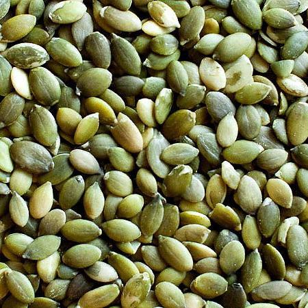 Pumpkin Seeds <BR>(Hulled, Raw, No Shell)